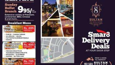 Berlin Doner & Gyro Karachi - Restaurant Menu